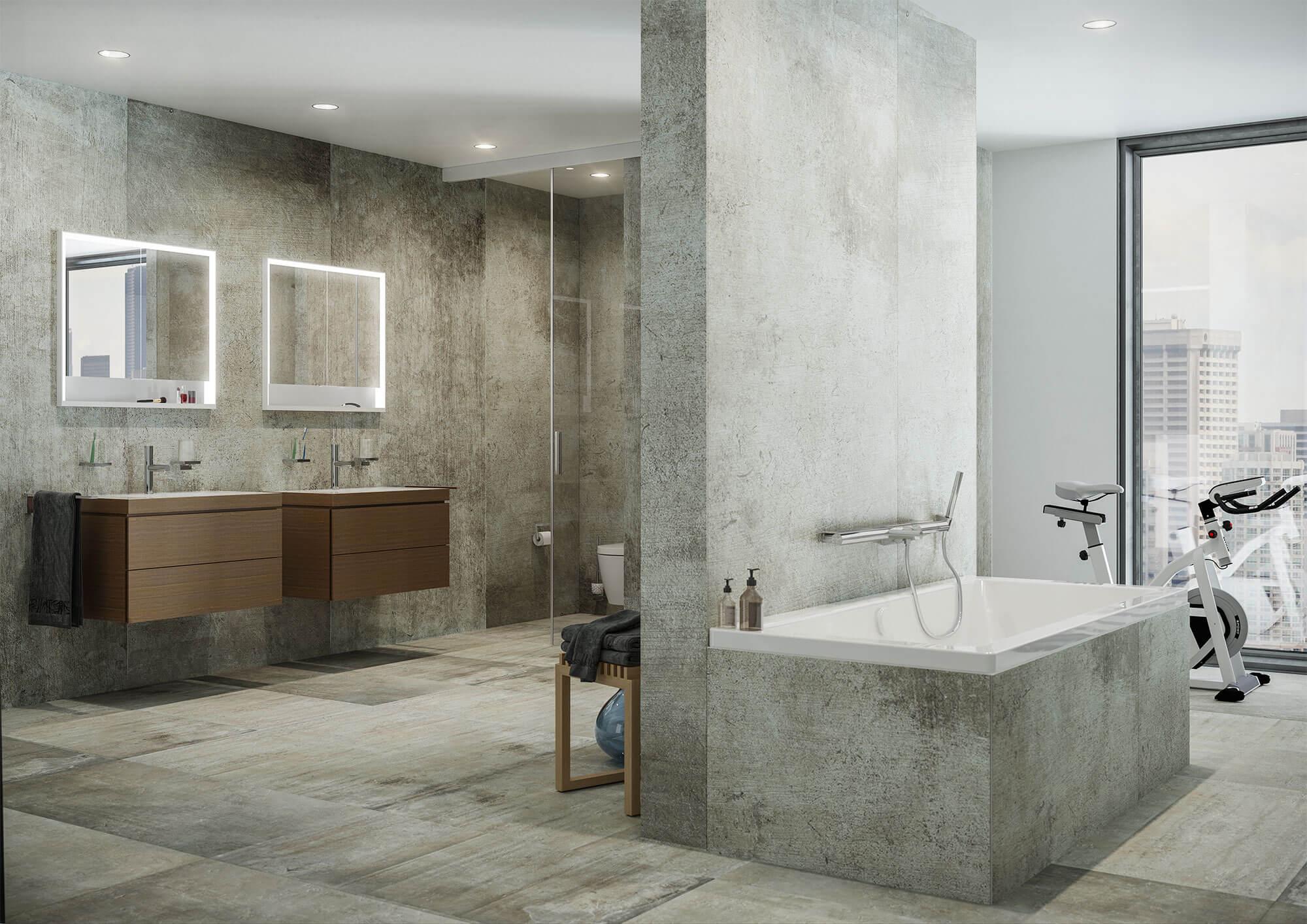 Vasca Da Bagno Nei Sogni : Realizziamo il bagno dei vostri sogni